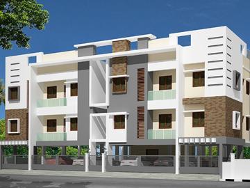 Eastern Square, Vengaivasal