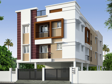 Icon - Ready to Occupy, Medavakkam