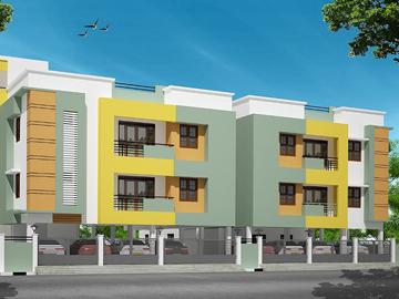 S-Manor, Perumbakkam