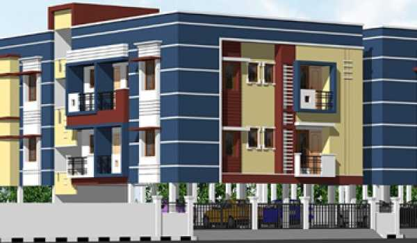 Navaneetham, CBI Colony, Medavakkam