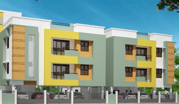 S-Manor, Sowmya Nagar Extn., Perumbakkam